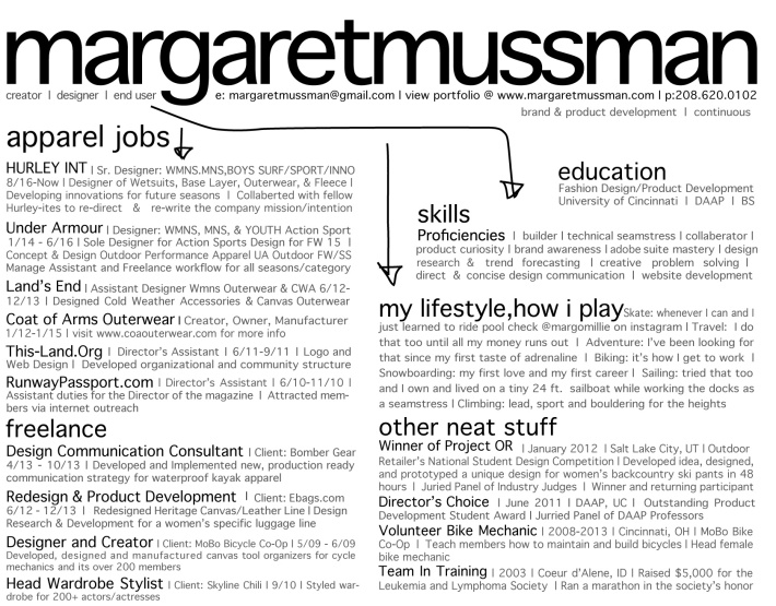 Margaret Mussman Resume 9_17